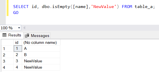 Handling NULL and Empty Values in SQL Server - Article on SQLNetHub by Artemakis Artemiou