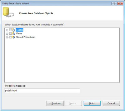 The Entity Framework - Part 1 - Introduction