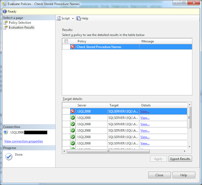 Policy-Based Management in SQL Server - Article on SQLNetHub