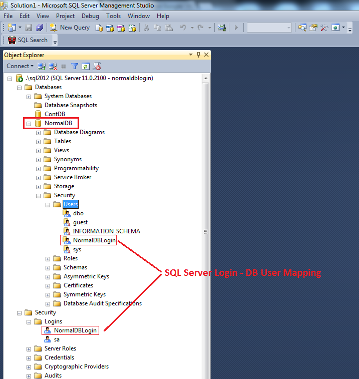 Migrating to a Contained Database in SQL Server - SQLNetHub