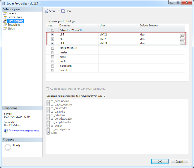 The SELECT ALL USER SECURABLES Permission in SQL Server 2014 - Article on SQLNetHub