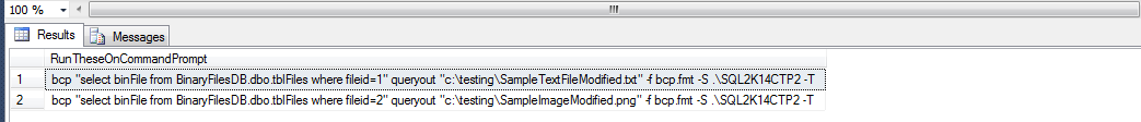 How to Import and Export Unstructured Data in SQL Server - The IMAGE Datatype (Article on SQLNetHub)