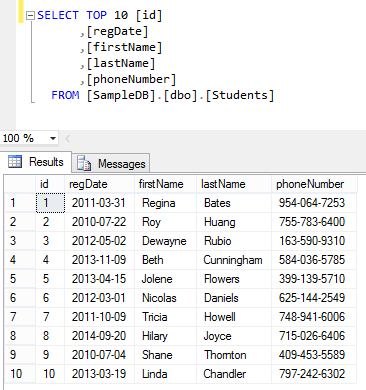 Built-In JSON Support in SQL Server and Azure SQL Database (1) - SQLNetHub