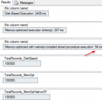 Getting Started with SQL Server In-Memory OLTP – Part 2