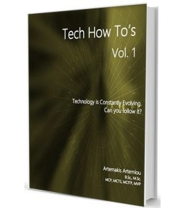 Tech How To's Vol. 1 (Technology eBook on TechHowTos.com)