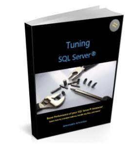 Tuning SQL Server (eBook) – Table of Contents