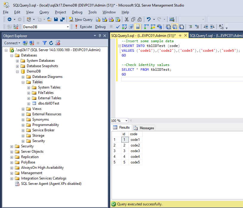 The IDENTITY_CACHE Option in SQL Server - Article on SQLNetHub