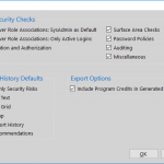 DBA Security Advisor - SQL Server Security Tool