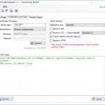 SQL Multi-Exporter