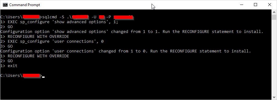 "The ""Maximum number of concurrent connections"" setting in SQL Server and ways to overcome the error message ""A connection was successfully established with the server, but then an error occurred during the pre-login handshake."""