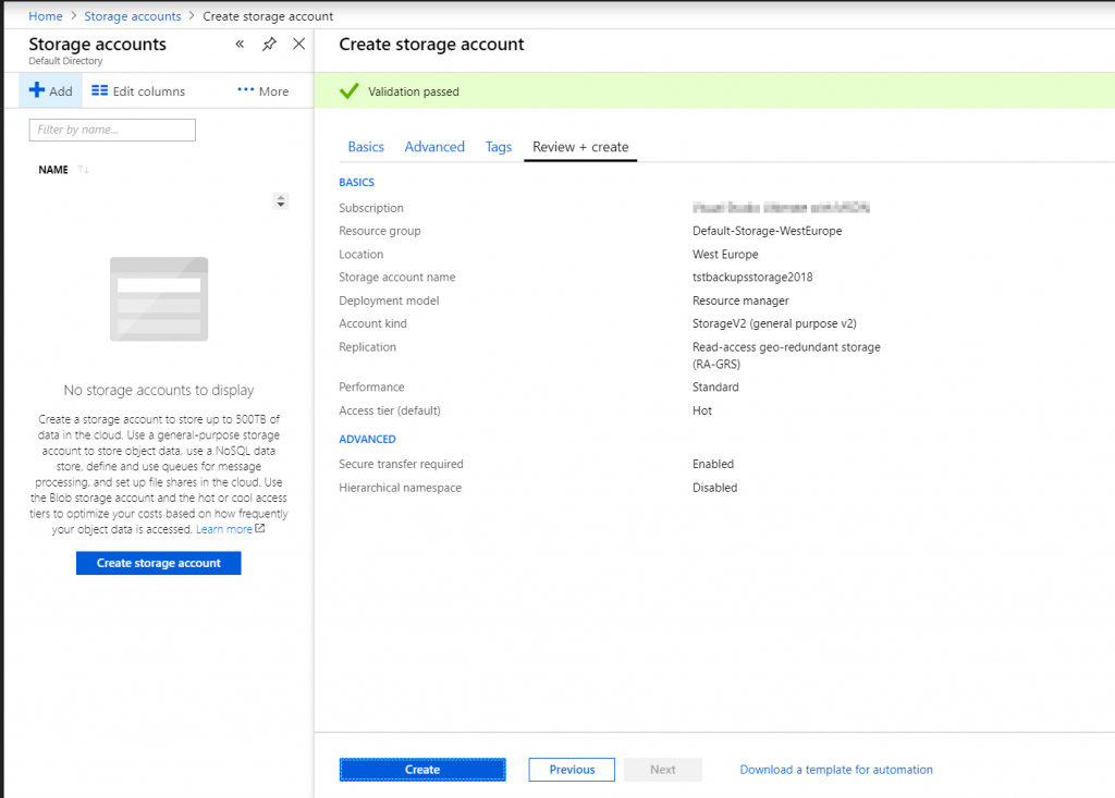 How to Backup a SQL Server Database from On-Premises to Azure Storage - Article on SQLNetHub