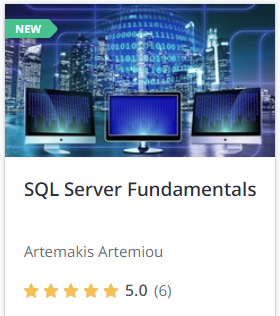 SQL Server Fundamentals - Udemy Course by Artemakis Artemiou