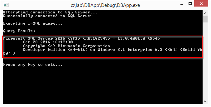 How to Connect to SQL Server from Visual C++, Article on SQLNetHub