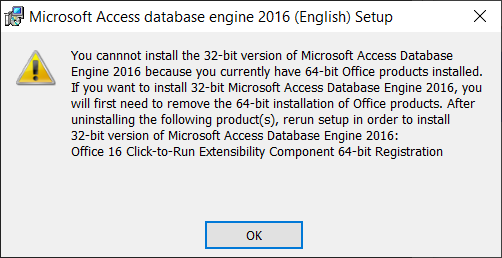 """The OLE DB provider """"Microsoft.ACE.OLEDB.12.0"""" has not been registered"""" - How to Resolve it - Article on SQLNetHub"""